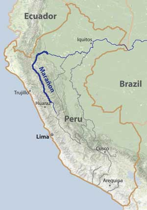 Map_Maranon