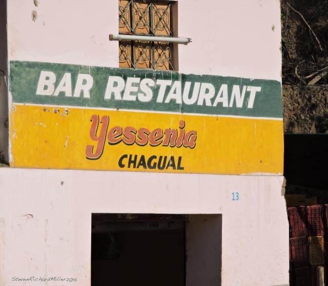 Chagual bar and restaurant