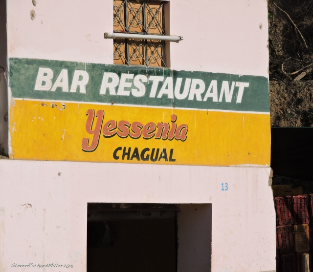Chagual bar and restaurant
