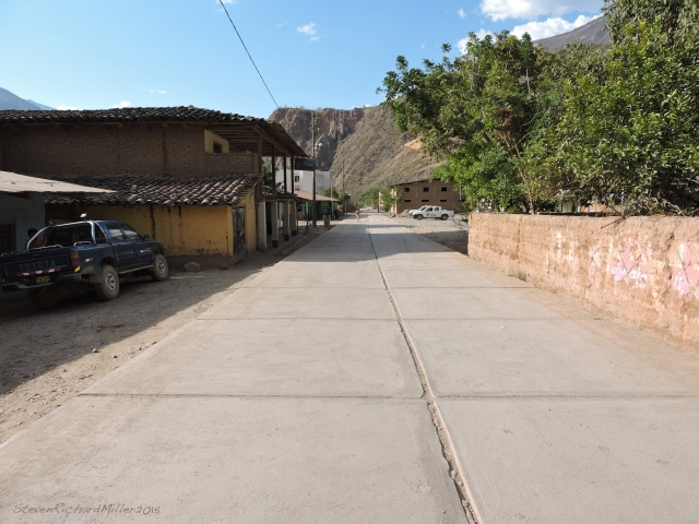 Chagual main street
