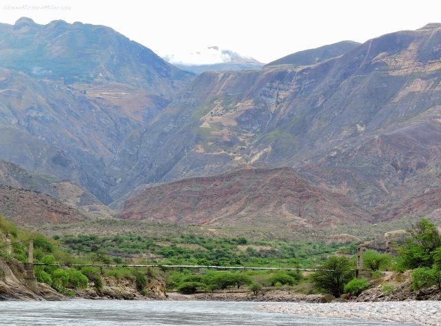 The valley of Huchus