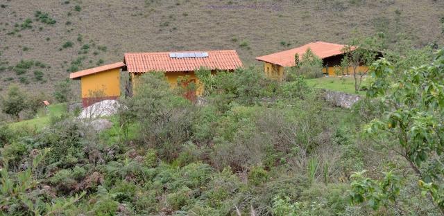 Huembo Visitor Center (Reserva Huembo)