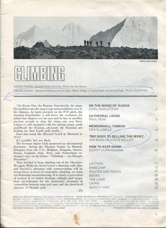 ClimbingMagContents