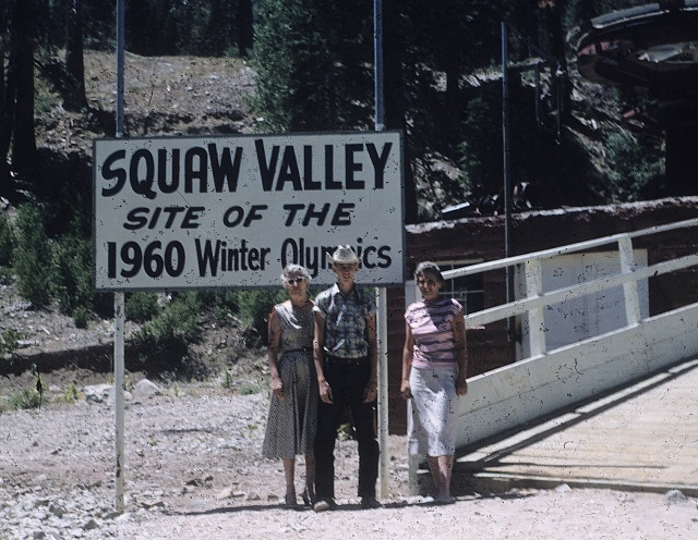 Squaw Valley, before the Olympics
