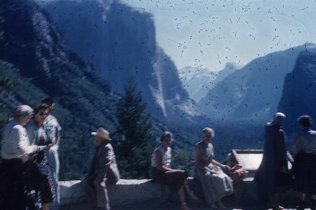 Yosemite. El Capitan.