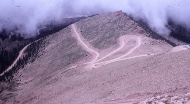Pikes Peak Road