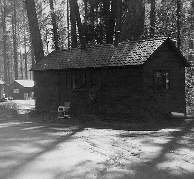 Cabin, with Tim Babcock