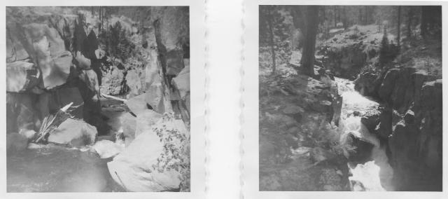 Hat Creek Gorge