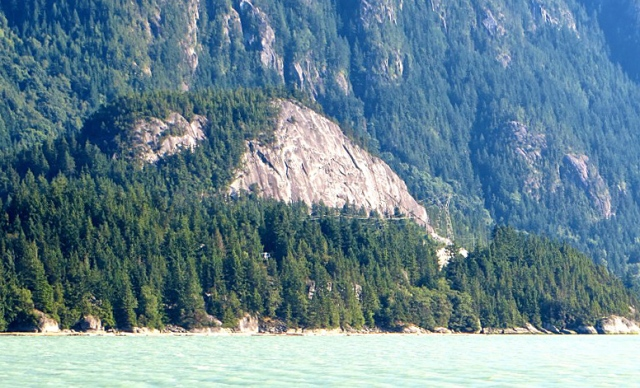 The Papoose, Squamish, BC
