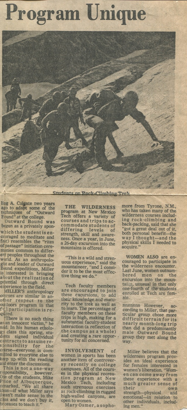 MeTechNewspaper#2'73?