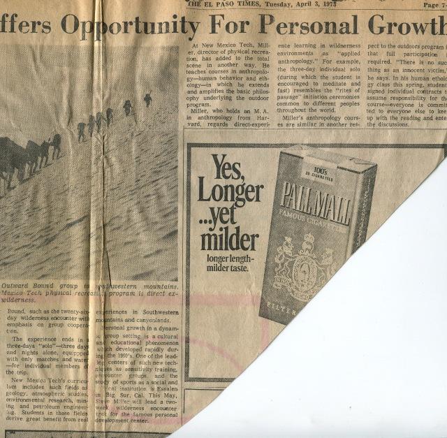 MeTechNewspaper#4'73?