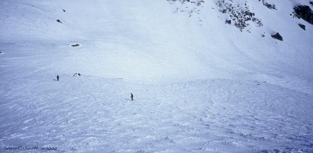 Still descending from Mt. Gele