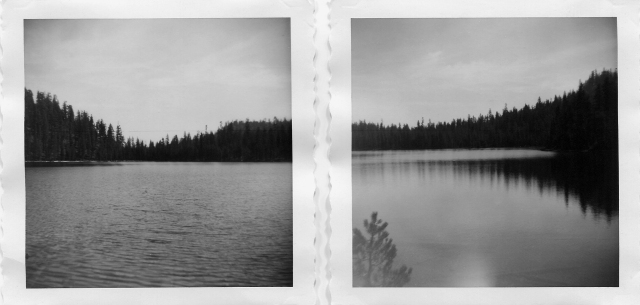 34. Upper and Lower Twin Lakes