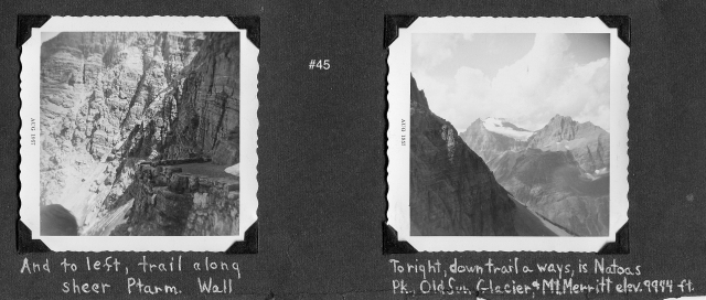 Glacier#45PtarmiganPasshike