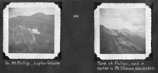 Glacier#50DawsonCutBankPitamakenPassesHike