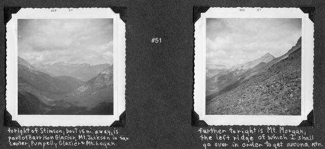 Glacier#51DawsonCutBankPitamakenPassesHike