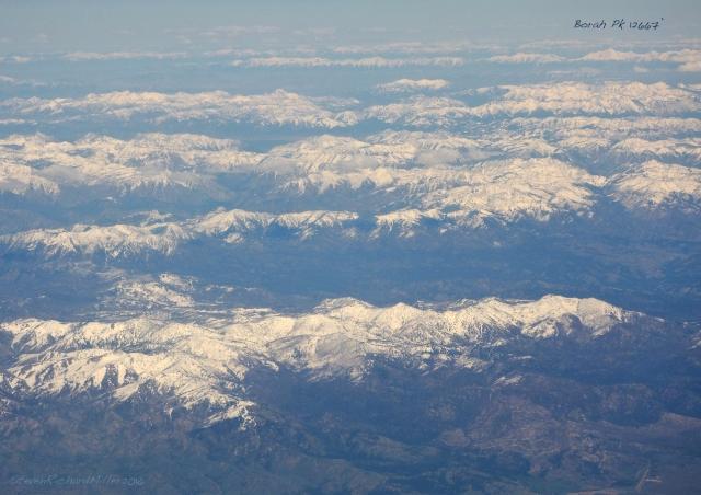 Sawtooth Mountains, ID