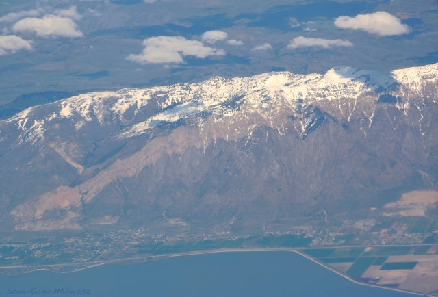 Tremonton, UT, next to the northern reaches of the Great Salt Lake