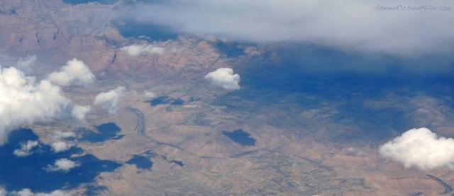 The Green River, where it exits Desolation/Gray Canyon