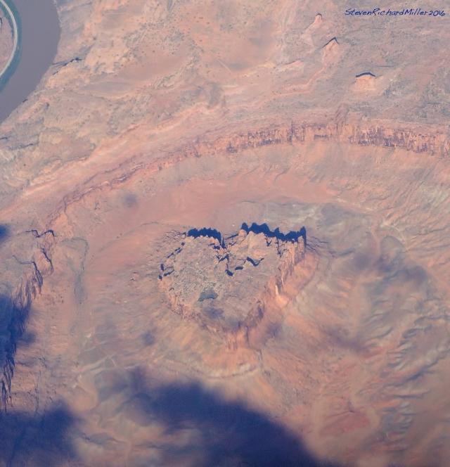 Colorado River and Rincon (elevated meander)