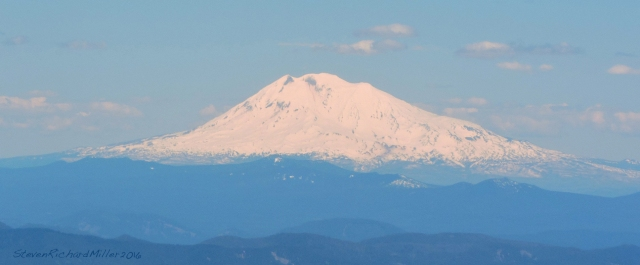 Mt. Adams (12,280'), from the south and west