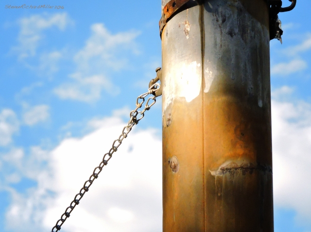 Stovepipe and chain