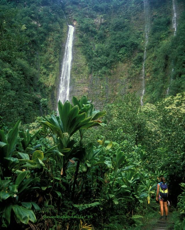Waterfall#33'89