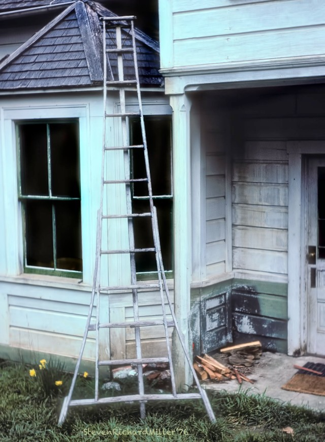 Ladder#15'76TD