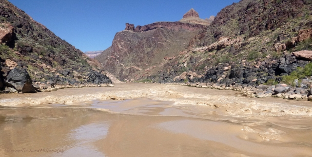 Emerald Rapid, Mile 104
