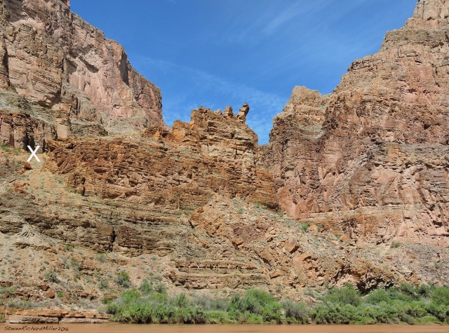 Stairway Canyon, Mile 171