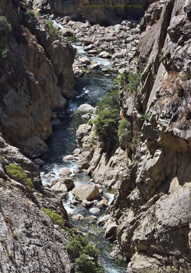Gorge on the South Fork