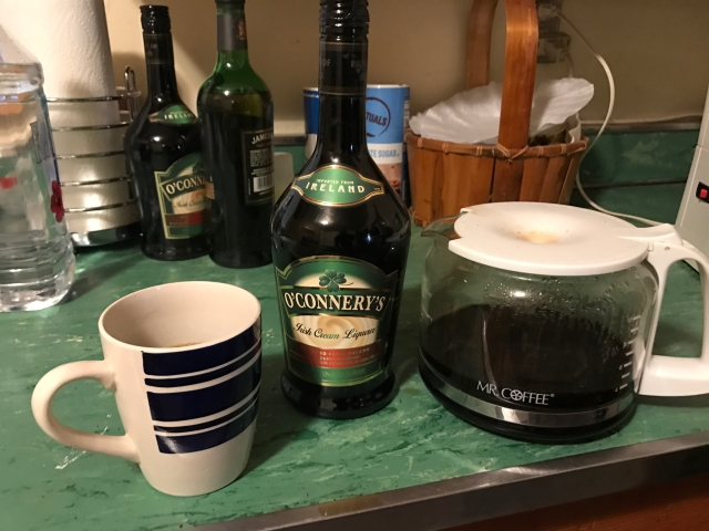 Is there such a thing as too much Irish Cream?