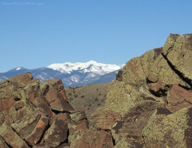 Vallecito Mountain
