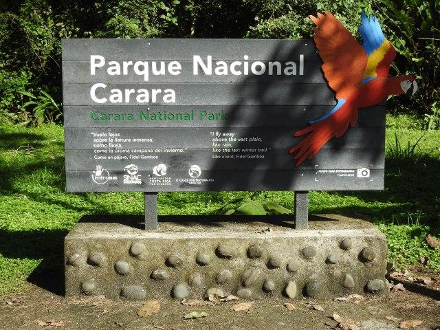 CararaParkSignDSCN4190